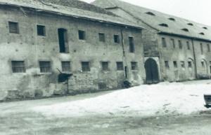 Teresahaus und Josefshaus vor der Sanierung