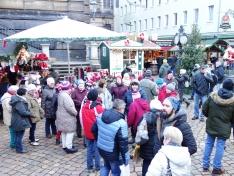Weihnachtsmarkt an der Frauenkirche 2