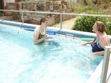 Therapie im Pool
