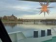 Carolabrücke, Albertbrücke und Staatsministerium